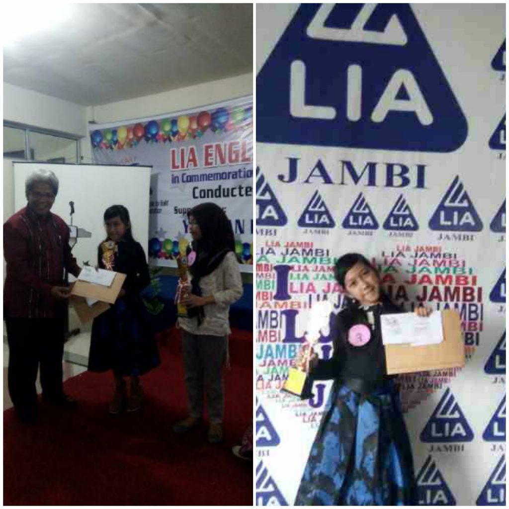 Permalink ke Luar Biasa, Juara 1 LEC, Rahmah Aliyah A Wakili Jambi Untuk LEC Tingkat Nasional