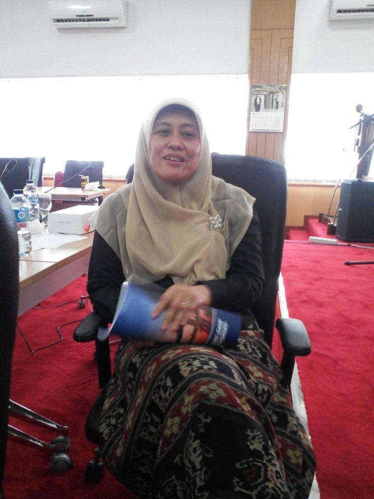 Meily Ika Permata, Deputi Kepala Perwakilan Bank Indonesia Provinsi Jambi