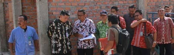Permalink ke Walikota Sidak Pembangunan Pasar Talang Banjar