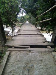 Permalink ke Jembatan Gantung Hampir Putus, Perekonomian Diberbagai Desa Terancam Lumpuh
