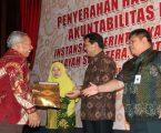 Permalink ke Tanjabbar Terima Penghargaan SAKIP dari Menteri PAN RB