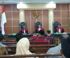 Permalink ke Nasib tiga terdakwa khasus PETI di tentukan Minggu depan'