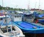 Permalink ke Musim Angin Barat, Nelayan Kuala Tungkal Pilih Gantung Jaring