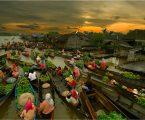 Pasar Terapung Kuin, Banjarmasin