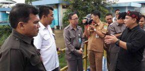 Permalink ke DPRD Kota Jambi Melalui Komisi III Sidak Proyek PDAM