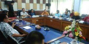 kunker DPRD Tanjabtim Ke DPRD Kota Jambi