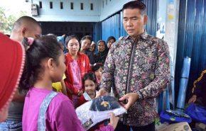 Permalink ke Walikota Jambi Fasha Salurkan Bantuan Korban Kebakaran di Kelurahan Beliung