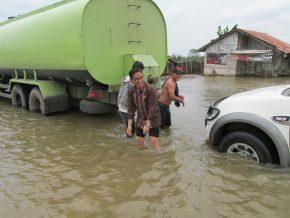 Permalink ke Pantau Banjir, Bakri Minta Warga Tetap Waspada