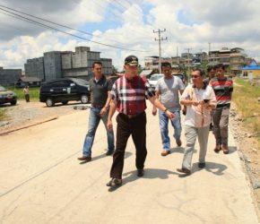 Permalink ke Bangun Jalan, Pemkot Jambi Gelontorkan Dana 119 Miliar