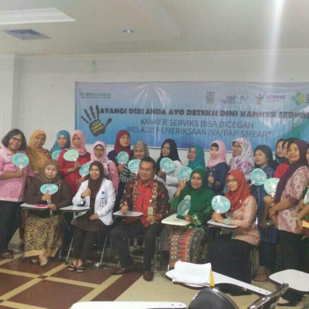 Permalink ke Berkolaborasi Dengan OASE KK,  BPJS Kesehatan Rayakan Hari Kartini