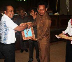 Permalink ke DPRD Tanjabtim Paripurnakan LKPJ Bupati TA 2016