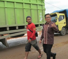 Permalink ke Zola Fokus Infrastruktur, H. Bakri Siap Bersinergi