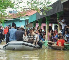 Permalink ke Sapa Korban Banjir, Walikota Jambi Siapkan Berbagai Bantuan