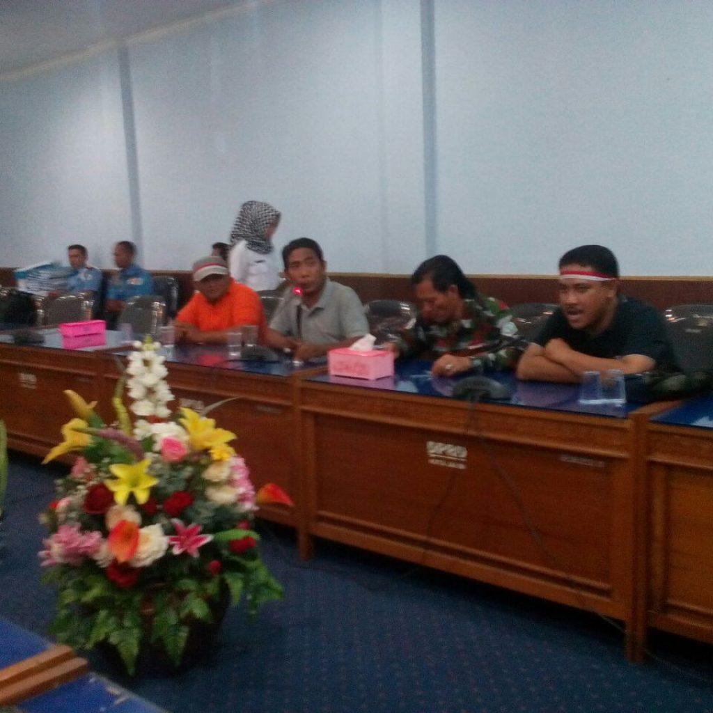 Permalink ke Komisi 1 DPRD Kota Jambi Terima Aspirasi Perwakilan LSM