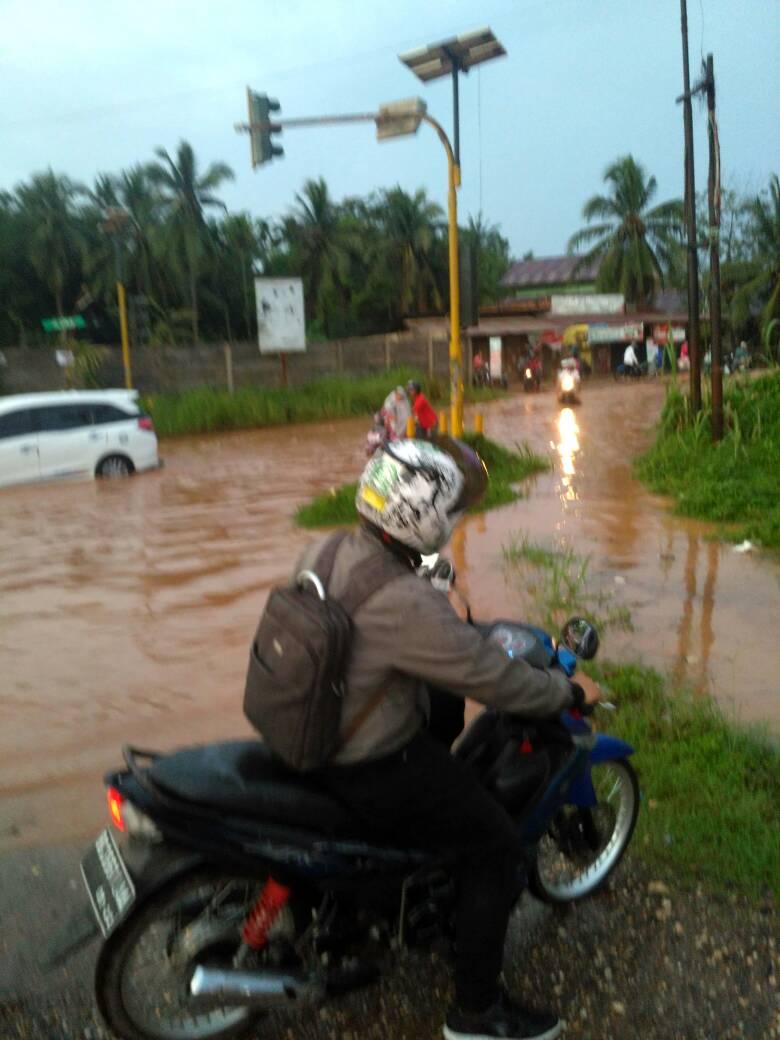 Permalink ke Sejumlah Kawasan Dalam Kota Jambi Terendam Banjir