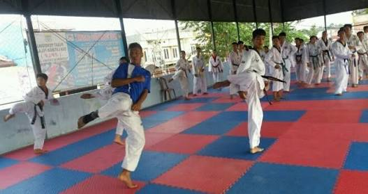 Permalink ke Porprov, Taekwondo Kota Jambi Ditarget Lolos Juara Umum