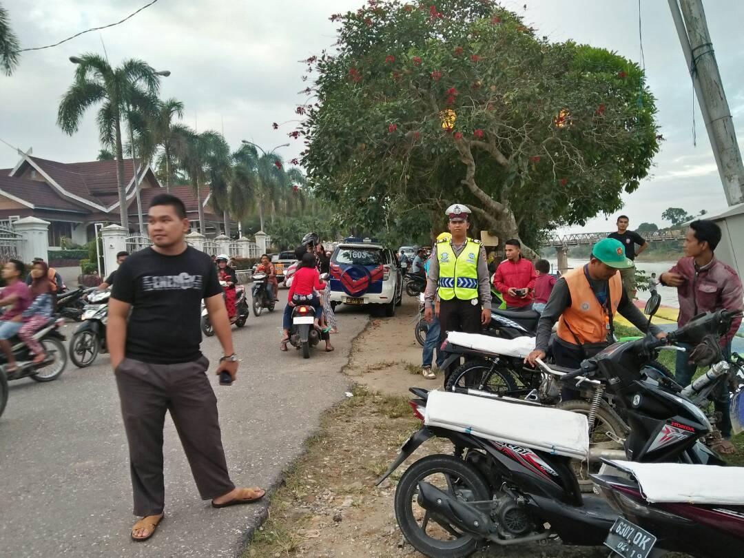 Permalink ke Pasar Beduk Sarolangun Dapat Pengawalan Dari Kepolisian