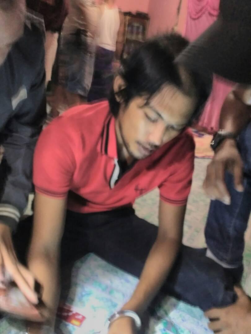 Permalink ke Breaking News,  Brakkk, BNNK Batanghari Amankan Pengedar Shabu