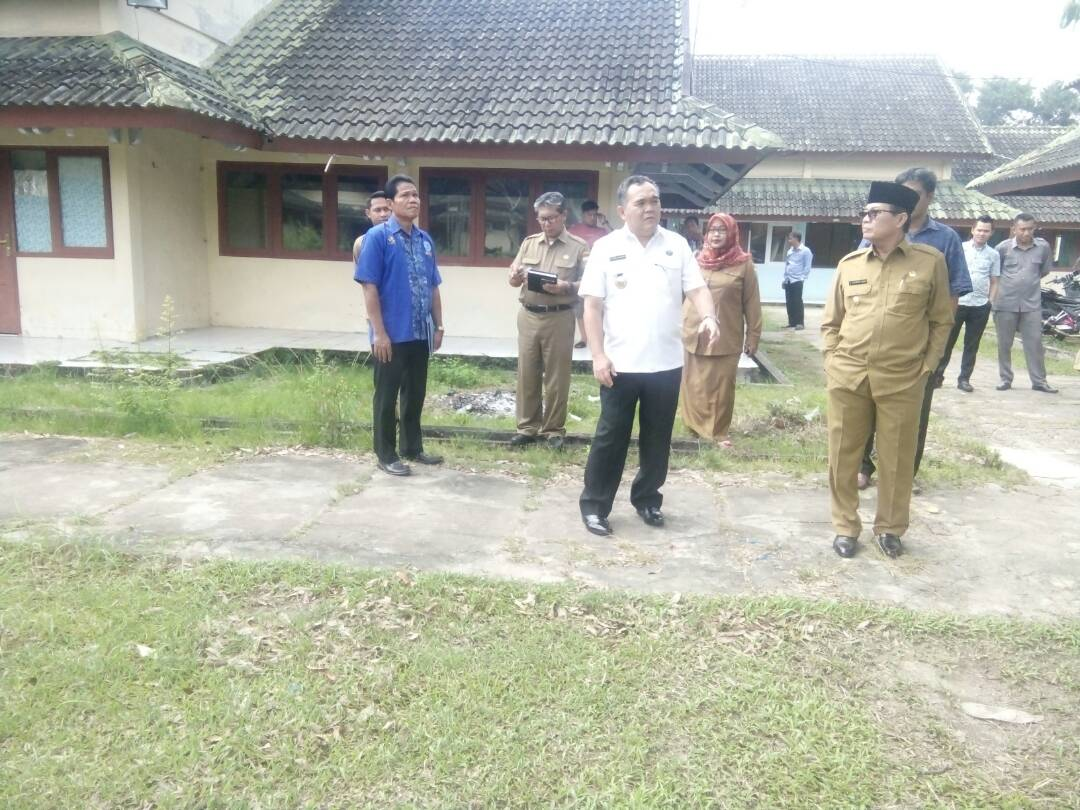 Permalink ke Wagub Tinjau Kantor BNN Provinsi Jambi, Temukan 10 Ruangan Tidak Difungsikan