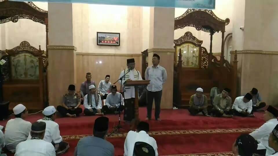 Permalink ke Romi Gelar Syafari Ramadhan dan Nuzul Quran di Masjid Addarojat