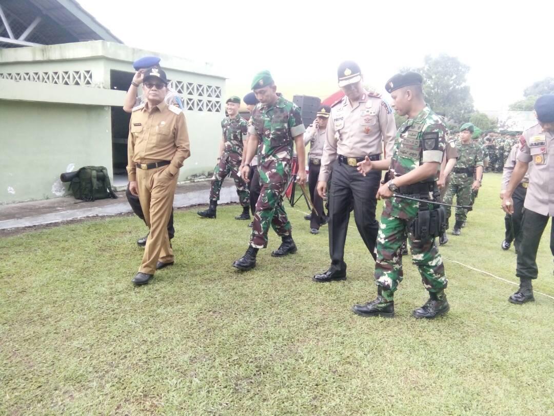Permalink ke Wagub Buka Penyambutan Latihan Pembentukan Raider Yonif 142/KJ