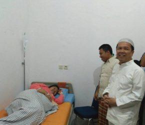 Permalink ke Malam Takbiran, Bupati Bersama Forkompinda Lakukan Giat Anjangsana ke Rumah sakit dan Panti Asuhan