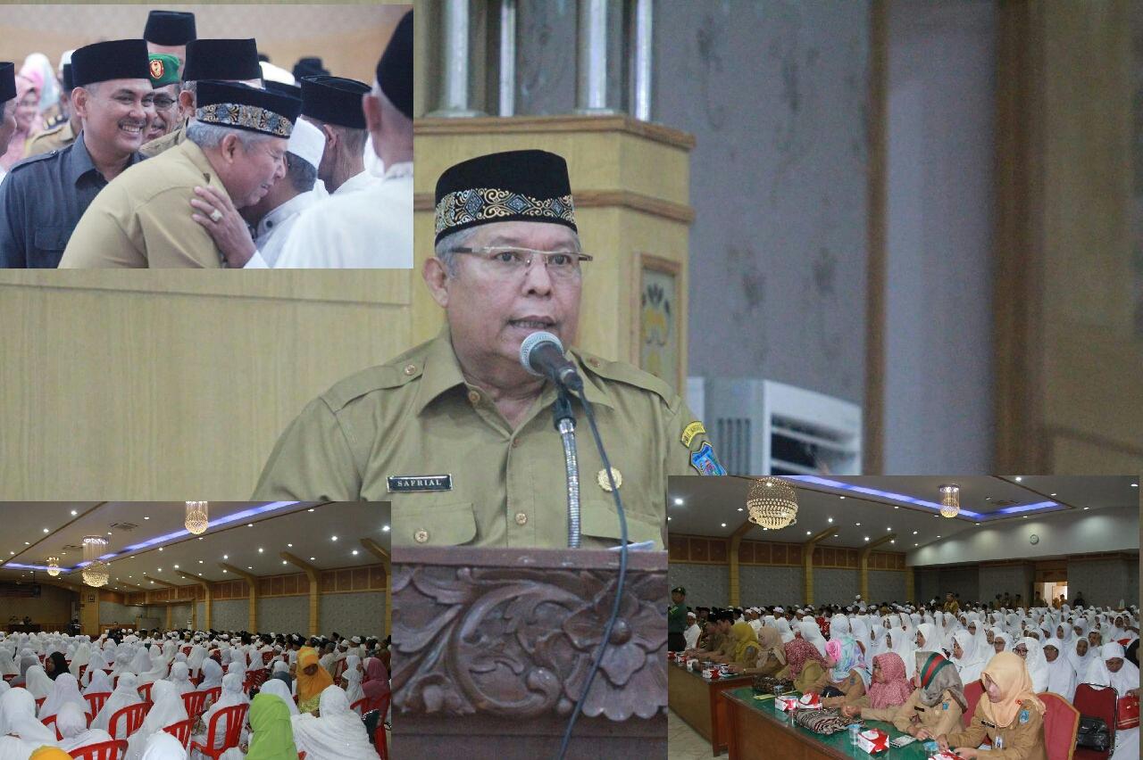 Permalink ke Ratusan CJH Tanjabbar Ikuti Manasik Haji