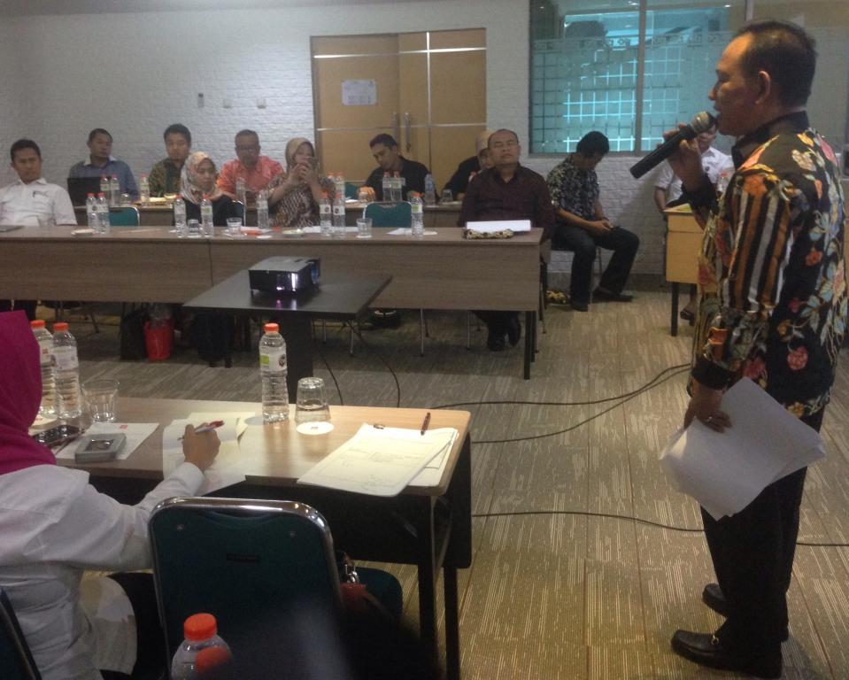 Permalink ke Dorong Percepatan Geopark Merangin, Wabup Presentasekan Geopark di Jakarta Pusat