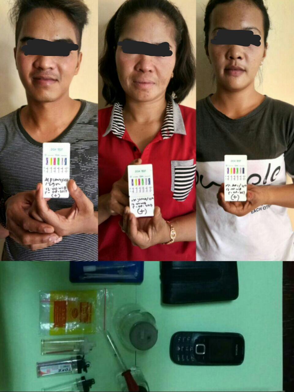 Permalink ke Jual Beli Narkoba, Kakak Adik di Kuala Tungkal Ditangkap Polisi