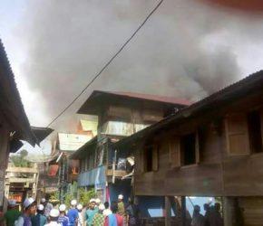 Permalink ke Ini Nama-nama 12 Orang Pemilik Rumah Korban Kebakaran di Merangin
