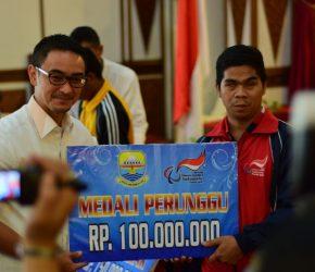 Permalink ke Bonus Atlet Difabel NPC Provinsi Jambi Tertinggi Di Indonesia, Ini Nilai Nominalnya…