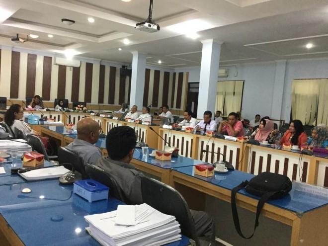 Permalink ke DPRD Kota Jambi Melalui Komisi IV Hearing Bersama Pimpinan Puskesmas