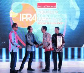Permalink ke Hebat, AHM Raih 3 Penghargaan Indonesia Corporate Public Relations Award 2017