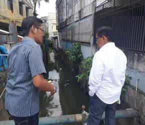 Permalink ke Tinjau Drainase Kota Jambi, H. Bakri Pastikan 2018 Dapat Bantuan Dana Pusat