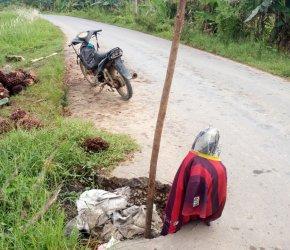 Permalink ke Wasapada, Badan Jalan di Bandar Jaya Amblas