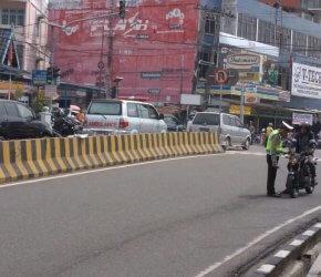 Permalink ke Kelengkapan Surat Kendaraan Rutin Diperiksa Satlantas Polresta Jambi