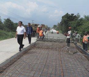 Permalink ke H. Bakri Kian Disegani, 2018 Hampir Seluruh Jalan Nasional di Jambi Dapat Tambahan Anggaran