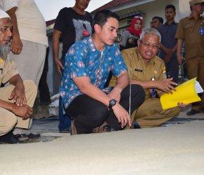 Permalink ke Turun Lapangan Bersama Gubernur, Plt Kadis PUPR H. Arpan Tinjau Dua Titik Pembangunan PSU
