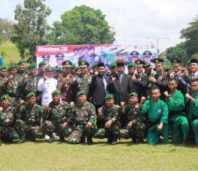 Permalink ke Wabup Tanjabarat Hadiri Dirgahayu TNI ke 72 di Tanjab Timur