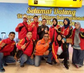 Permalink ke POMNAS XV di Makassar, Delapan Atlet Kempo Memperkuat Kontingen Jambi