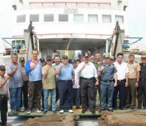 Permalink ke Jalur Kuala Tungkal-Batam Belum Direspon, Bupati Akan Surati Kemenhub