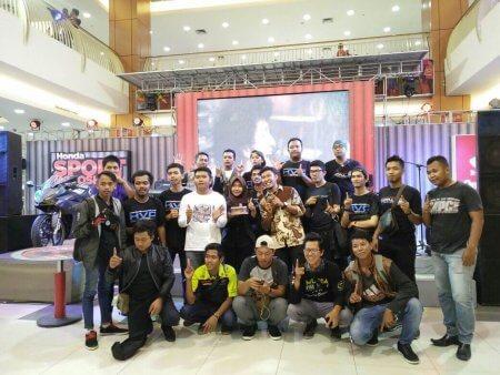 Permalink ke Begini Gaya Honda Vario Club Jambi Rayakan 6th Anniversary