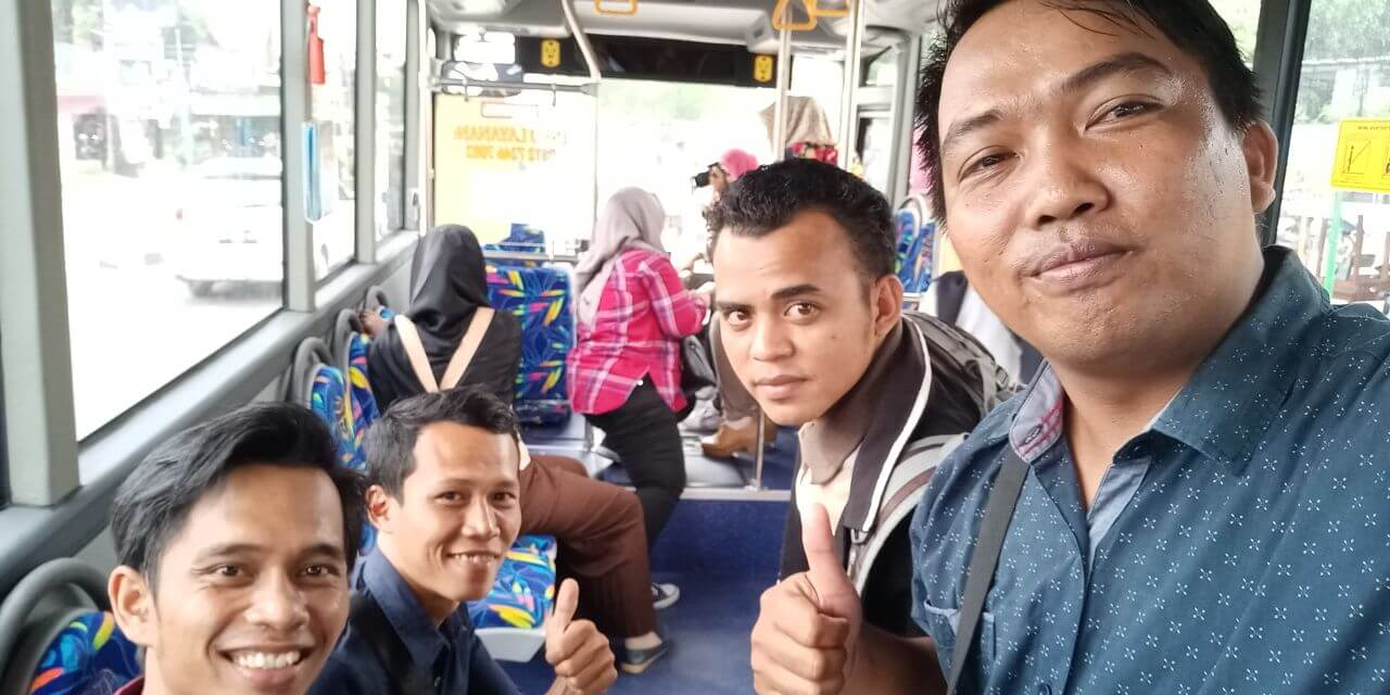 Permalink ke Bus Trans Siginjai Beroperasi, Ongkos Penumpang Gratis