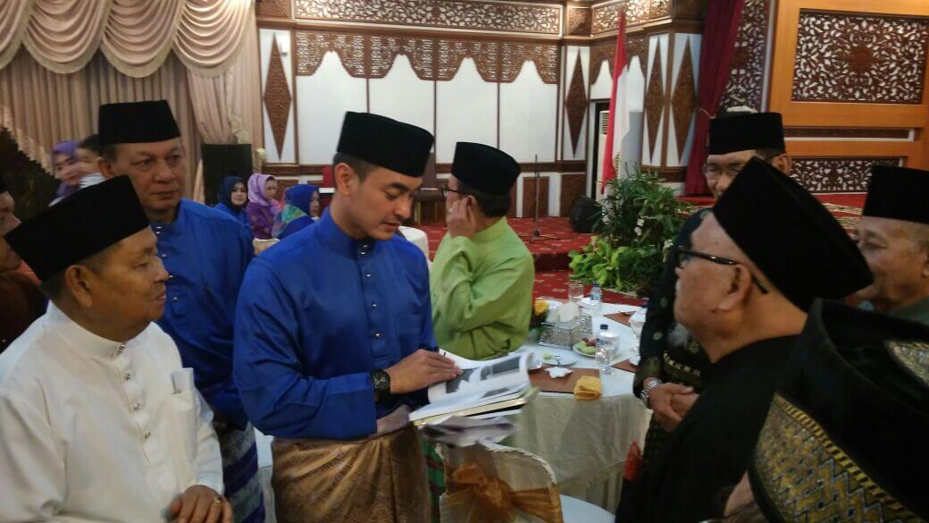 Permalink ke Zola Harap Lembaga Adat Melayu Jambi Beri Masukan di Sekolah
