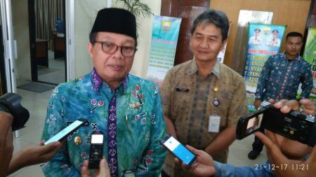 Permalink ke Awasi Pembangunan, Wagub Minta Inspektorat Kabupaten-Kota Bersinergi