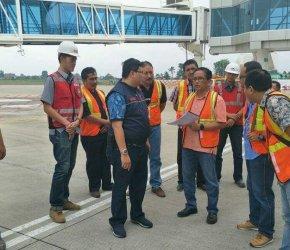 Permalink ke H. Bakri Tinjau Pengerjaan Perluasan Bandara Sultan Thaha, 2019 Ditarget Jadi Bandara Internasional