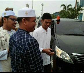 Permalink ke Ini Jadwal Tausiyah Ustadz Abdul Somad Selama di Jambi