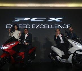 Permalink ke Kren…AHM Luncurkan All New Honda PCX Produksi Indonesia