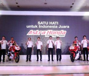 Permalink ke Demi Nama Indonesia, Pebalap Astra Honda Siap Ukir Prestasi Dikancah Dunia