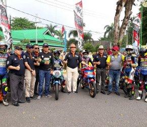 Permalink ke Wali Kota Fasha Buka Motoprix Championship